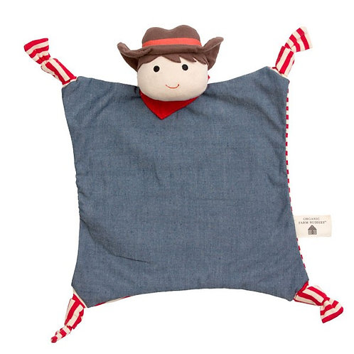 Apple Park Barnyard Billy Organic Comforter