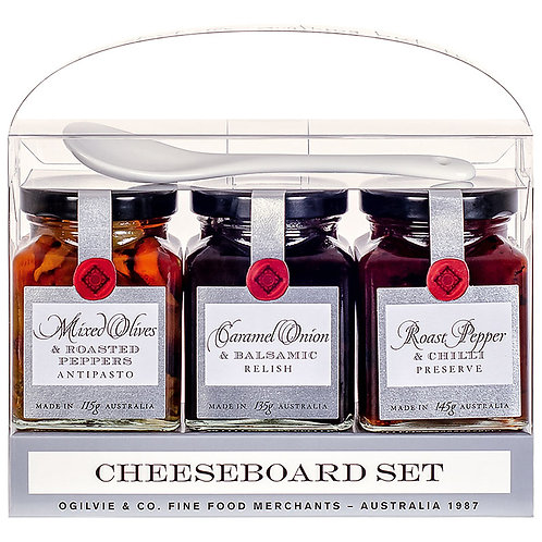 Ogilvie Gourmet Cheese Trio Gift Pack