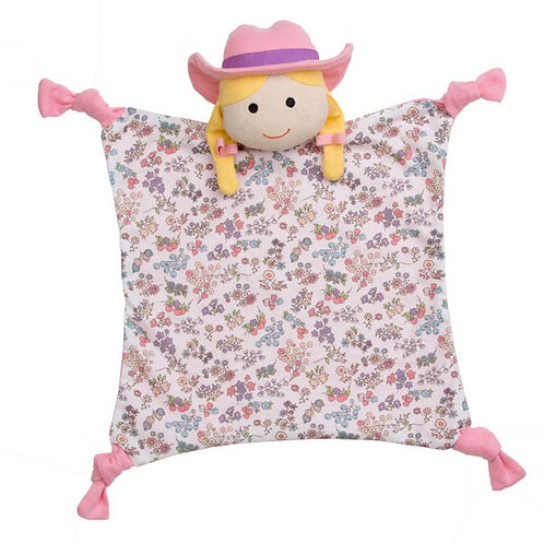 Apple Park Suzie Sunshine Organic Comforter