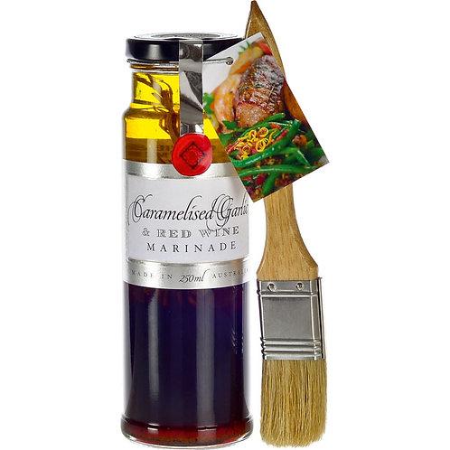 Ogilvie Caramelised Garlic & Red Wine Marinade 250ml