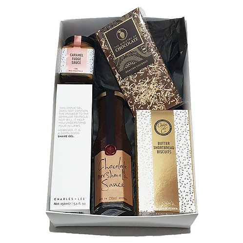 For Him Gift Hamper ~ The Chocolate Lover
