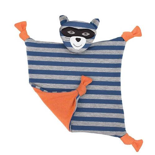 Apple Park Robbie Raccoon Organic Comforter