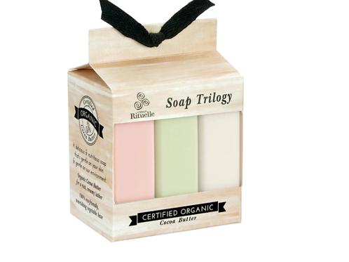 Urban Rituelle Soap Trilogy 3 Pack