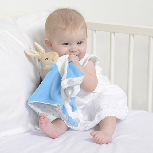 Peter Rabbit My First Comfort Blanket
