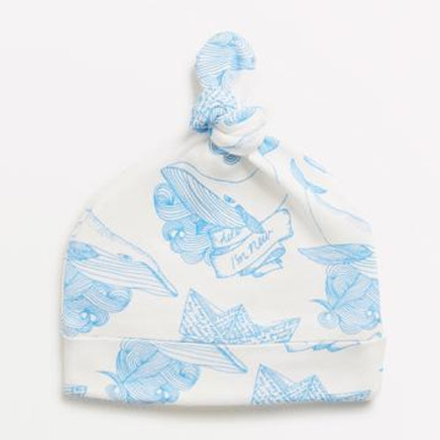 Wilson and Frenchy Whale of a Time Knot Hat