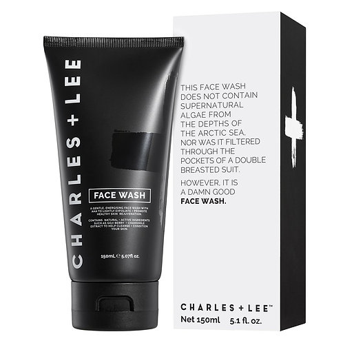Charles + Lee Shave Gel 150ml
