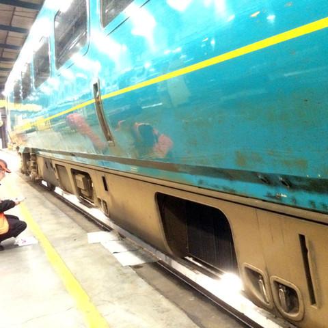 Class 175 Corrosion Repair