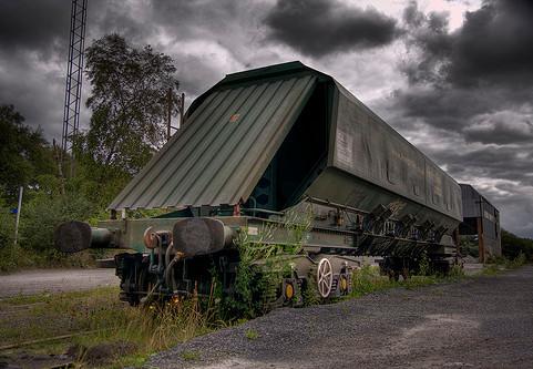 JGA Aggregate Wagon