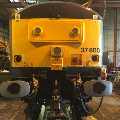 Class 37 Vehicle Maintenance Manual