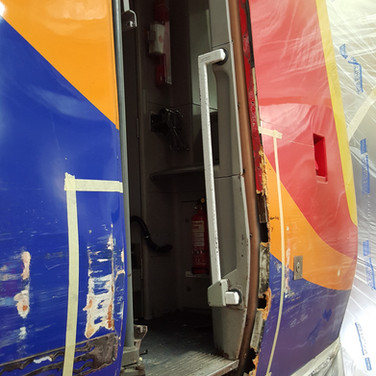 Class 458/5 Crash Repair