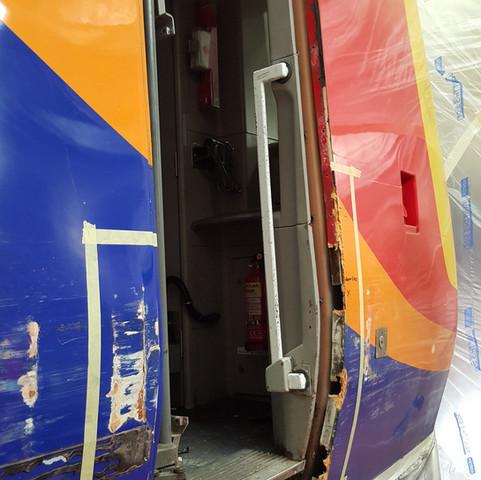 Class 458/5 Crash Repair