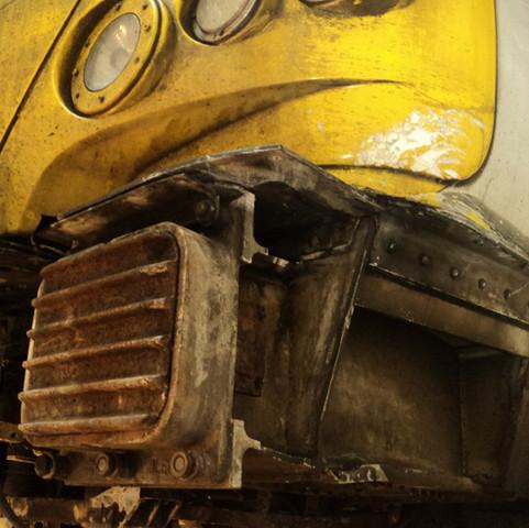 Class 365 Crash Repair