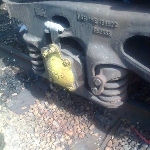 KFA Intermodal Inspection