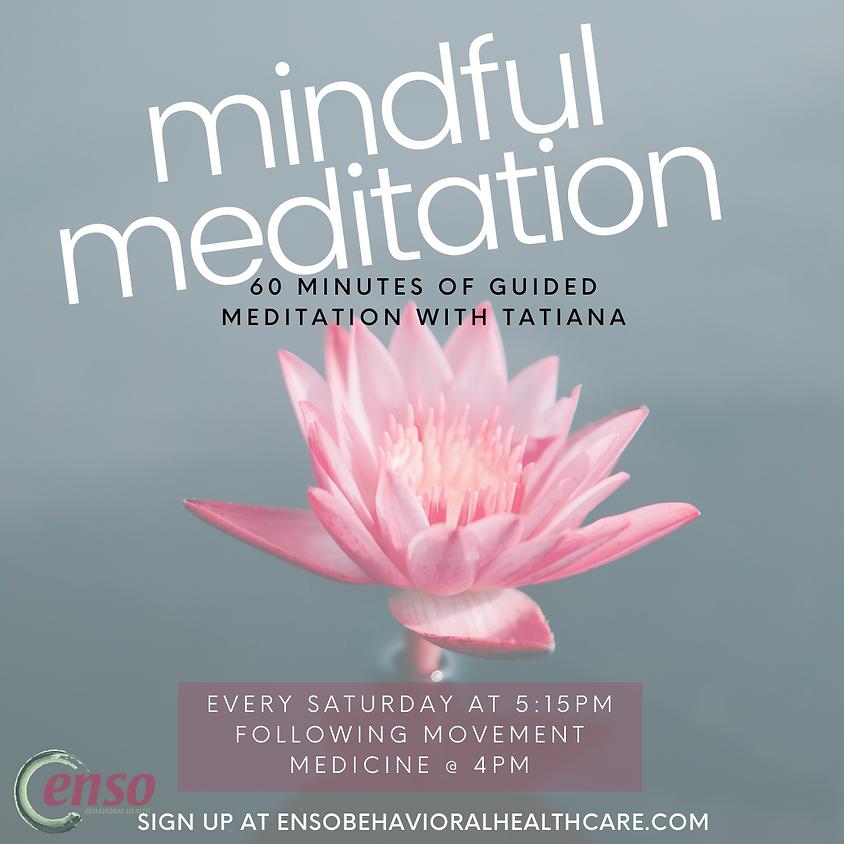 Mindful Meditation with Tatiana (2/6)