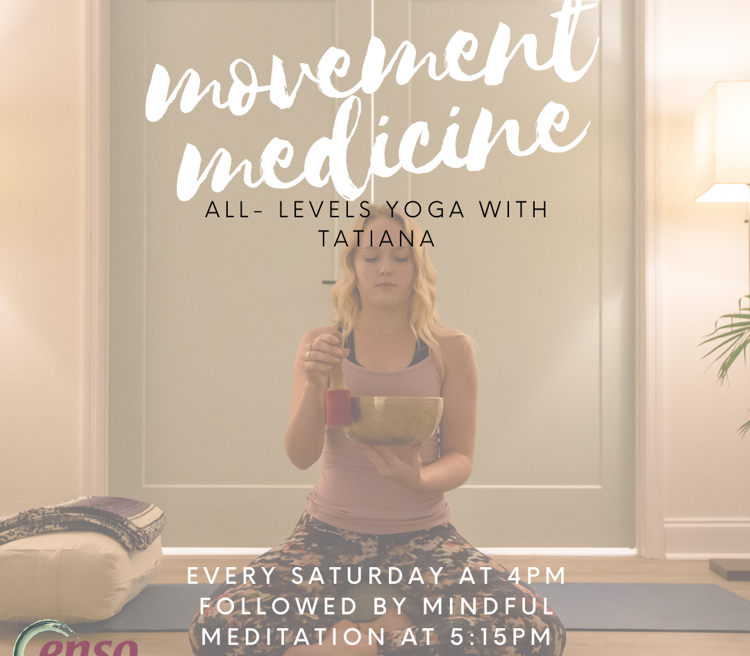 Movement Medicine Yoga