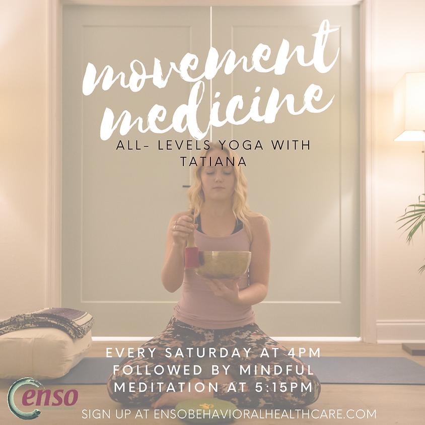 Movement Medicine {Yoga} with Tatiana (4/24) (1)