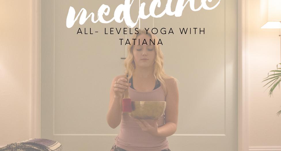 Movement Medicine Yoga
