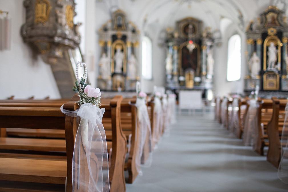 Kirchen Deko
