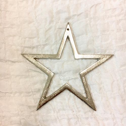 Grosse Girlande mit Stern
