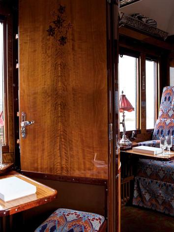 Cabine Suite salon