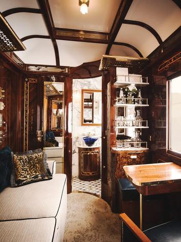 Grande Suite Venise salon