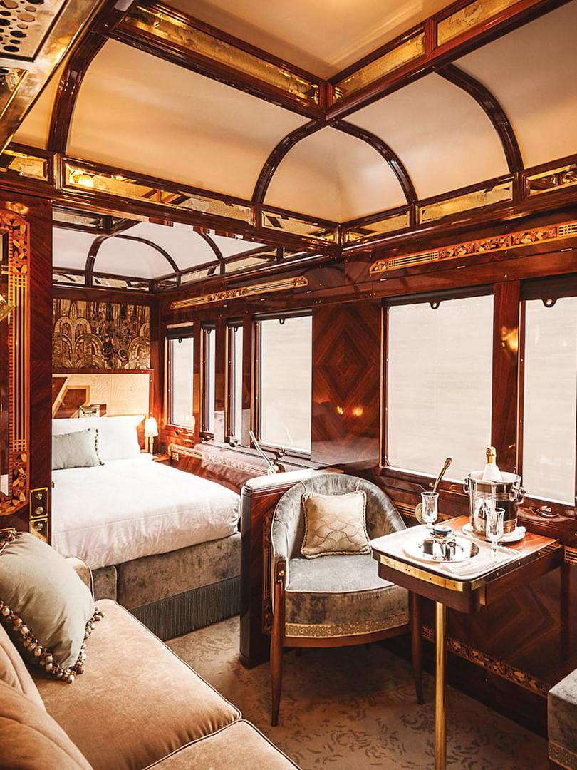 Grande Suite Paris lit