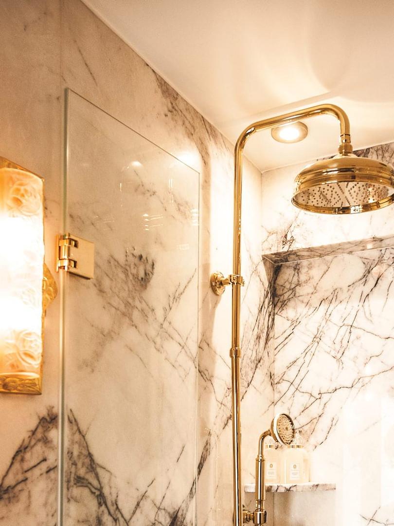 Grande Suite Paris salle de bain