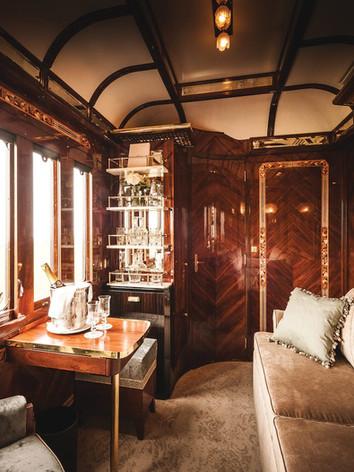 Grande Suite Paris salon