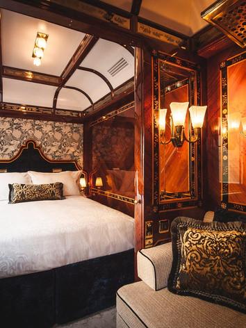 Grande Suite Venise lit