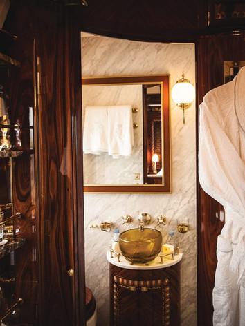 Grande Suite Istanbul salle de bain
