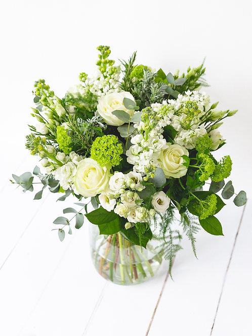 Lucine White Bouquet
