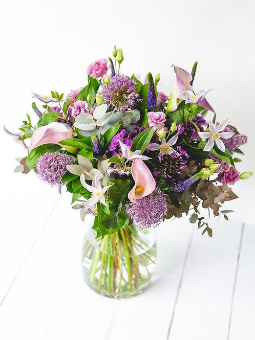 Eclipse Lilac Bouquet