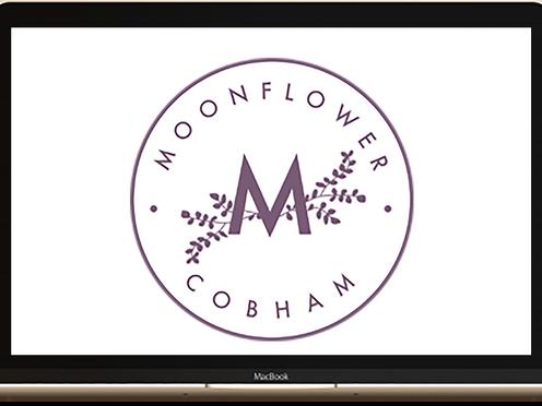 A beautiful new look for Moonflower Cobham Florist