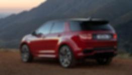 Auto Hos discovery sport