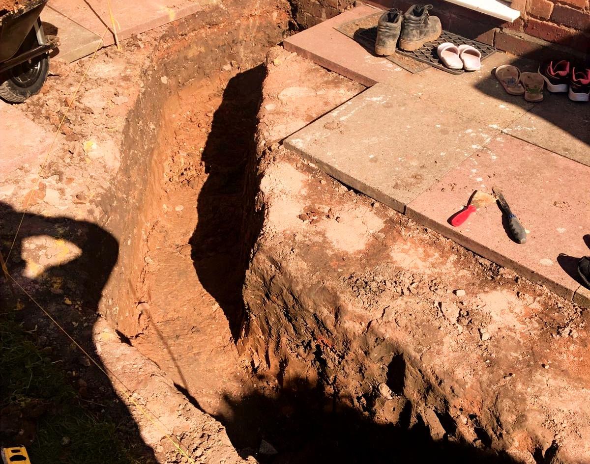 Reduce Dig (Footings)