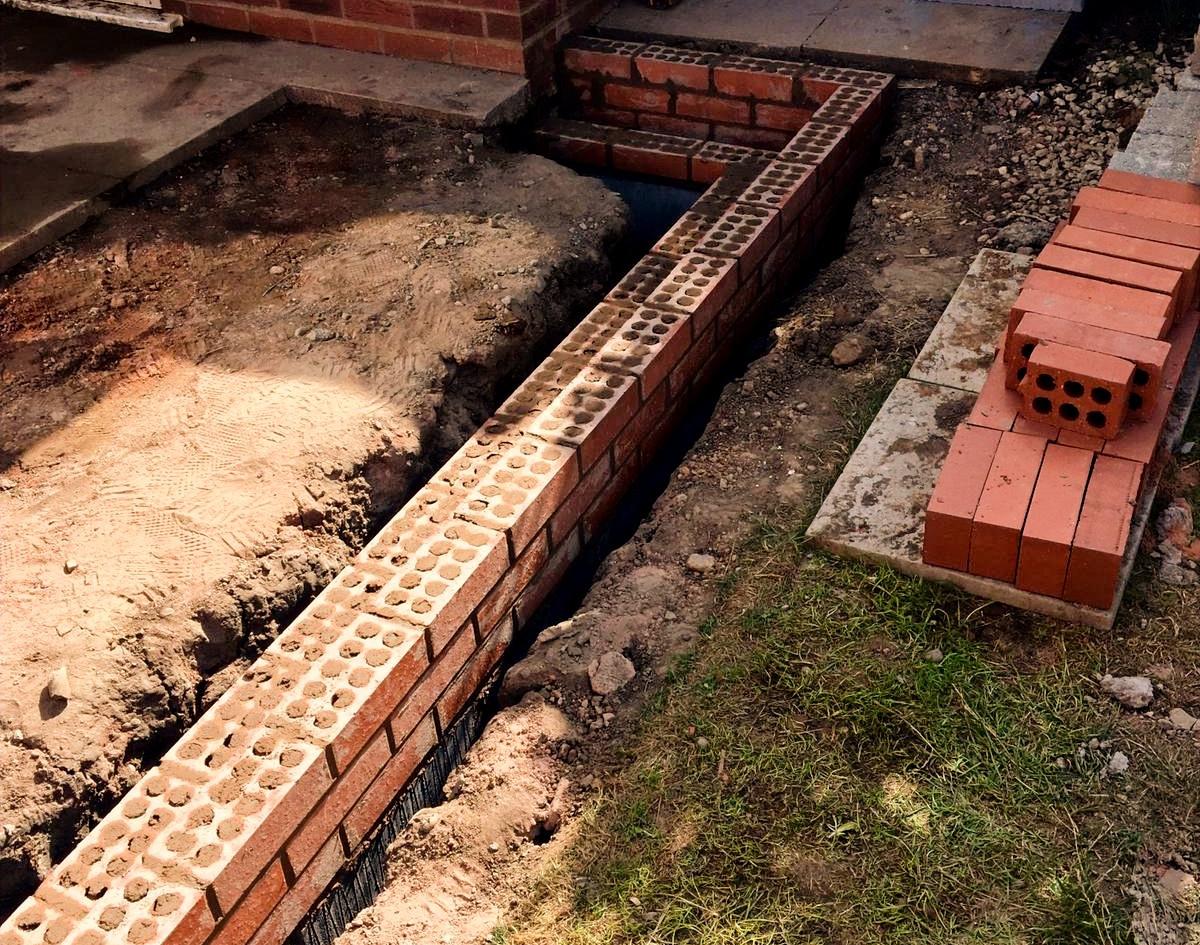 Brickwork (DPC) 3