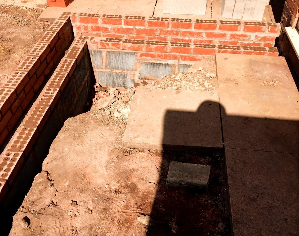 Brickwork (DPC) 2