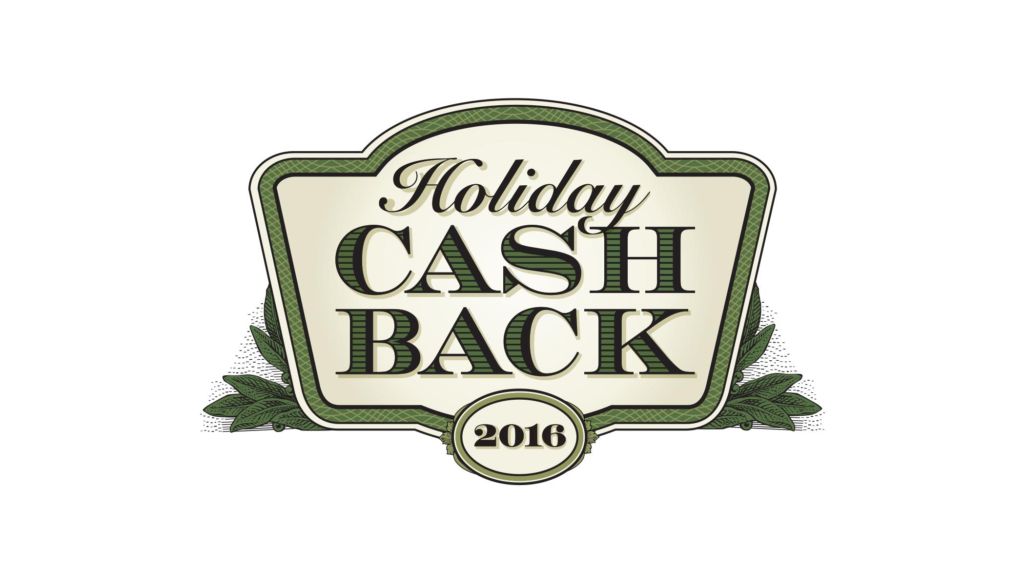 Holiday Cash Back
