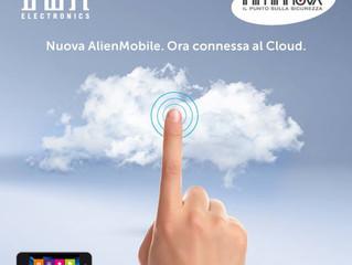 Nuova versione AlienMobile. Ora connessa al Cloud