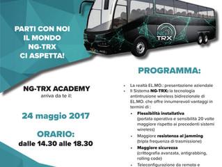 Corso EL.MO.  NG-TRX ACADEMY