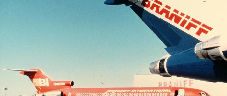 Braniff Airways Boeing 727