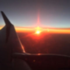 Another from sunrise! #SWApic Flight 111