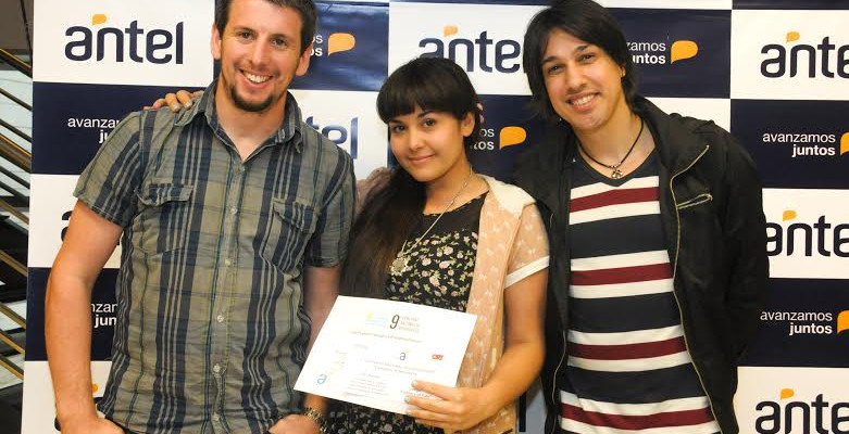 Winners of the Uruguayan National Videogame contest of 2016