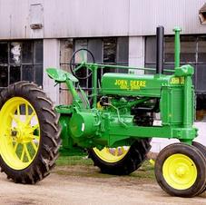 John Deere Tractor Collection