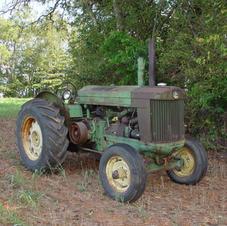 Winnie - JD 1949 Model AR
