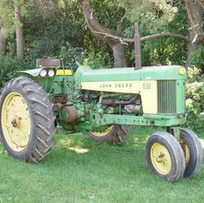 Millie - JD Model 530