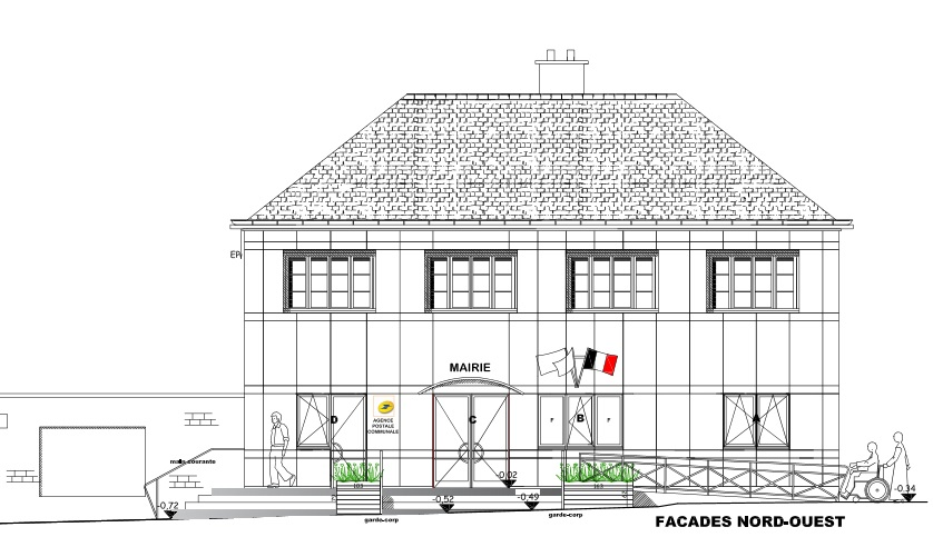 Mairie de MALTOT (14)