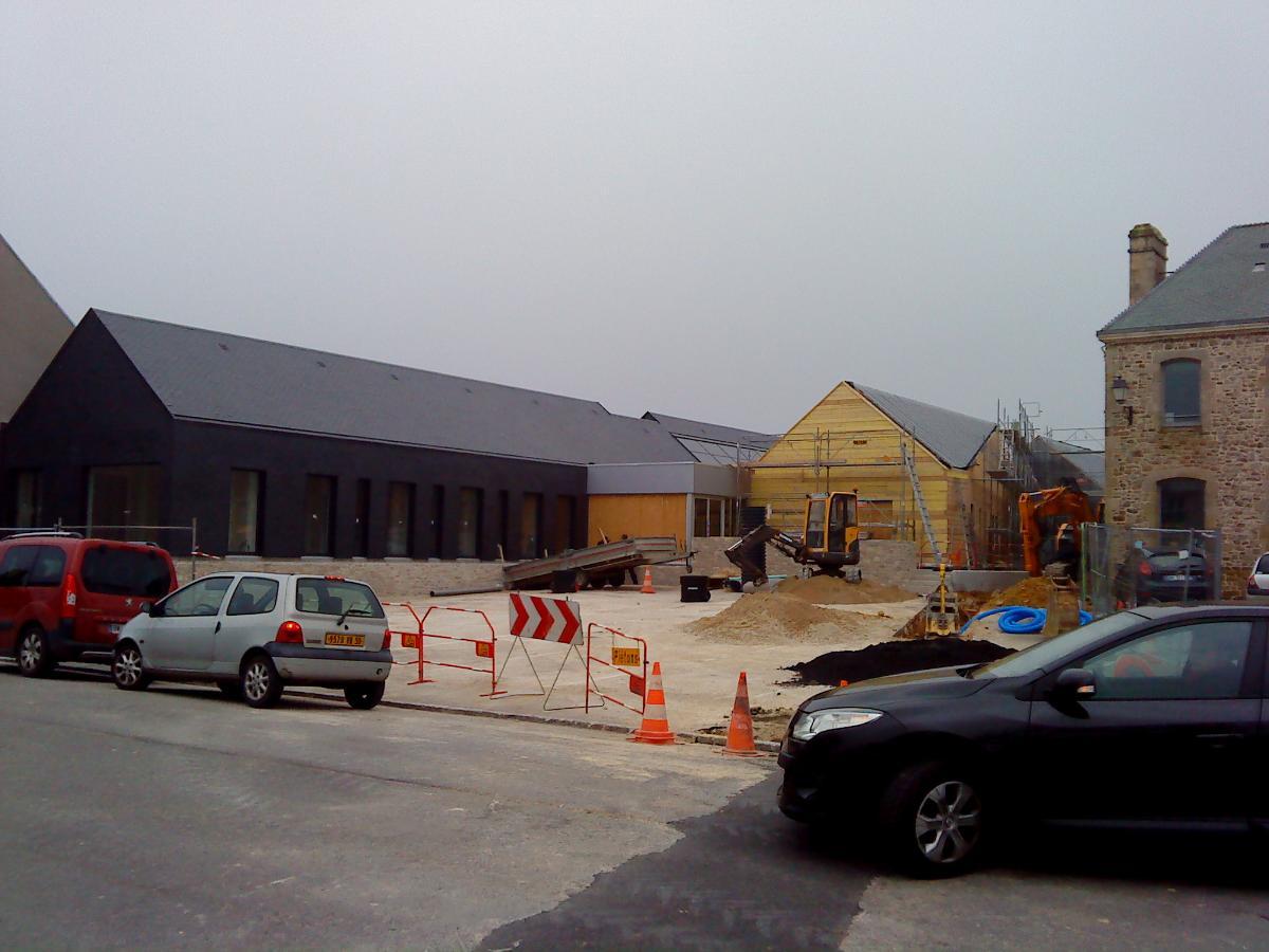 Maison des Services Beaumont (50)