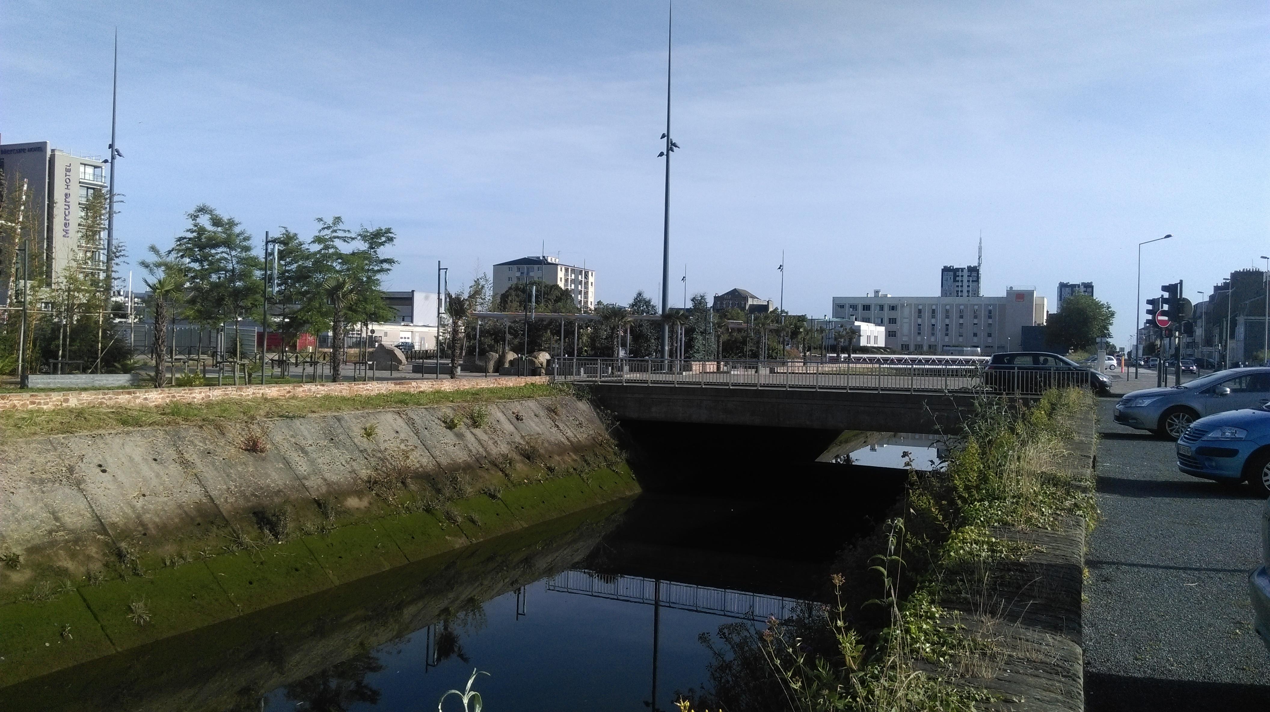 Ponts sur Divette - Cherbourg
