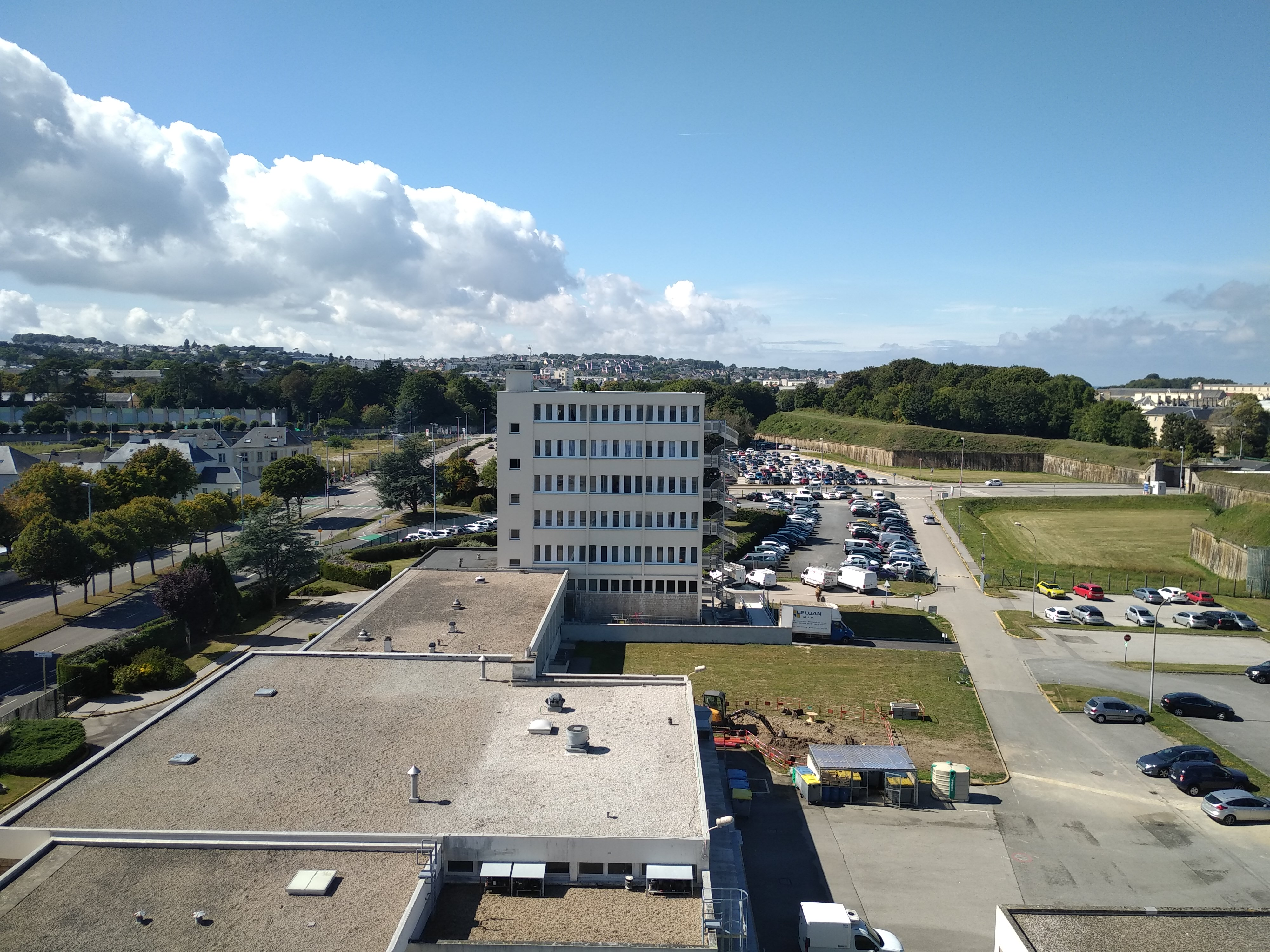 Cercle Chantereyne. Cherbourg